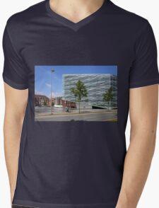 Commercial Architecture, Copenhagen, Denmark Mens V-Neck T-Shirt