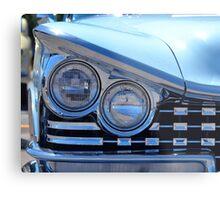 1959 Buick Invicta Metal Print
