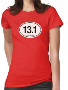 13.1 - Slices of Pizza Womens Fitted T-Shirt