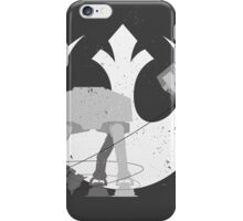 Snow ATtack iPhone Case/Skin