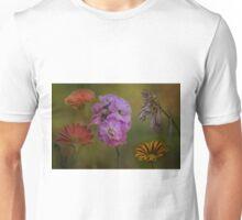 A summer garden Unisex T-Shirt