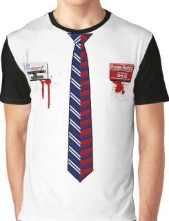 Shop Assistants vs Zombies Graphic T-Shirt