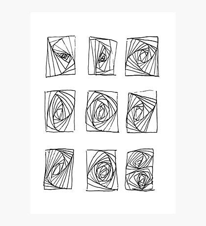 Sound dimensions Photographic Print