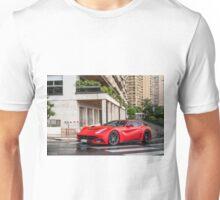 Ferrari F12 N-Largo Novitec Unisex T-Shirt