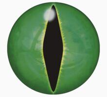 Green Dragon Eye by Packrat