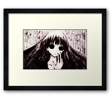 Second Decay Framed Print