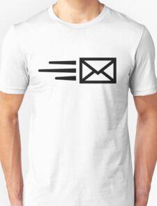 Express mail Unisex T-Shirt