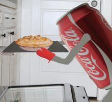 Baking soda Sticker