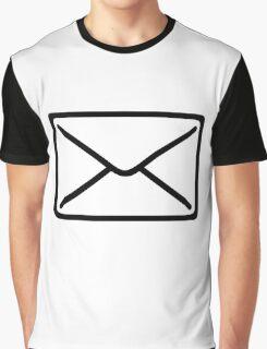 Mail symbol Graphic T-Shirt