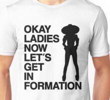 Okay Ladies Unisex T-Shirt