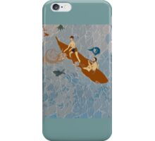 Asia drawing iPhone Case/Skin