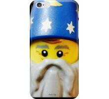 Lego Wizard minifigure iPhone Case/Skin