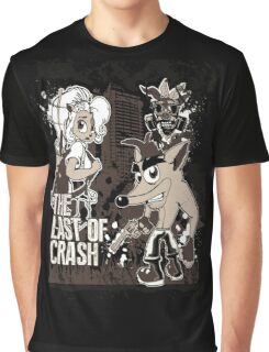 The Last of Crash Graphic T-Shirt