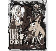 The Last of Crash iPad Case/Skin