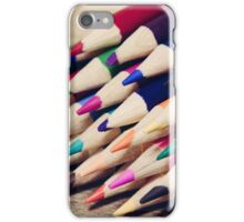 Colorful life 2 iPhone Case/Skin