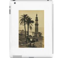 FRANCIS FRITH, EGYPT AND PALESTINE PHOTOGRAPHED AND DESCRIBED. LONDON JAMES S. VIRTUE, [] iPad Case/Skin