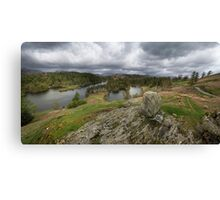 Tarn Hows Lake District  Canvas Print