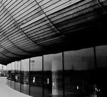 Lee Valley Velodrome #4 by David Hawkins-Weeks