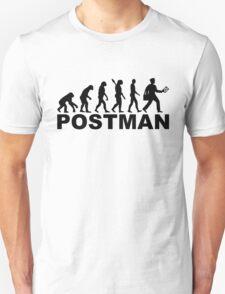 Evolution postman Unisex T-Shirt