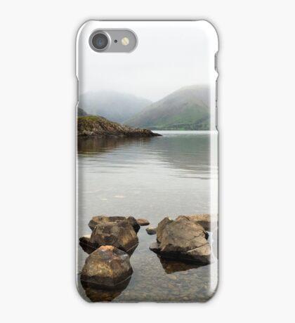 Wastwater, Lake District National Park, UK iPhone Case/Skin