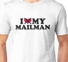I hate my mailman Unisex T-Shirt