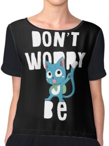 Fairy tail - Don't worry, be happy Chiffon Top