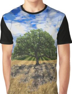 The Lone Oak Graphic T-Shirt
