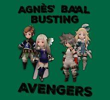 Bravely Second - Agnès' Ba'al Busting Avengers Unisex T-Shirt