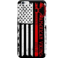 Proud To Be American Viking iPhone Case/Skin