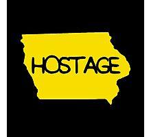 Hostage Photographic Print