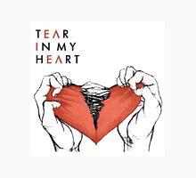 Tear In My Heart. Unisex T-Shirt