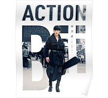 Action Bii Poster