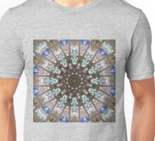 Glass Cathedral Medieval Builders Seven Unisex T-Shirt