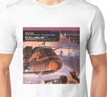 B12 TIME TOURIST Unisex T-Shirt