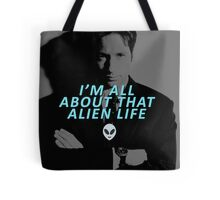 All About That Alien Life Tote Bag