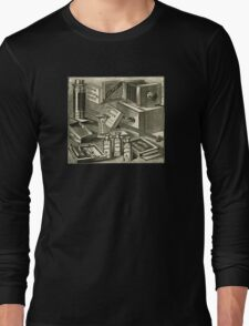 A Practical Photographic Outfit 1889 Long Sleeve T-Shirt