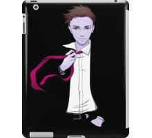 Damien's Red Tie iPad Case/Skin