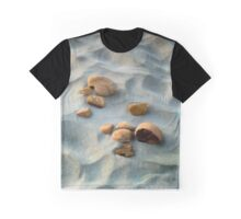 Shapes and Early Pastel Light Graphic T-Shirt