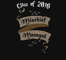 Class of 2016 Mischief Managed Unisex T-Shirt