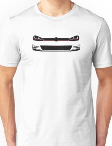 2015 MK7 headlights and grill Unisex T-Shirt
