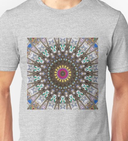 Glass Cathedral Medieval Builders Sixteen Unisex T-Shirt