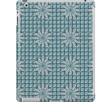 Strange floral pattern iPad Case/Skin