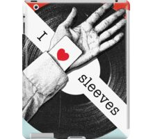 I Love Sleeves iPad Case/Skin