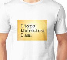 I typo Unisex T-Shirt