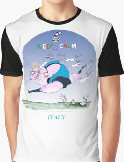 Italian Rugby, tony fernandes Graphic T-Shirt