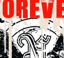 Urban Forever Sticker
