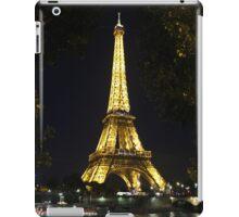 EIFFLE TOWER iPad Case/Skin