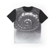 Ammonite Oil Graphic T-Shirt