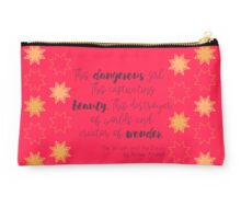 The Wrath and the Dawn Studio Pouch