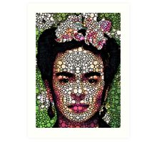 Frida Kahlo Art - Define Beauty Art Print